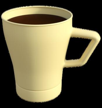 Tasse à café (mug) image png