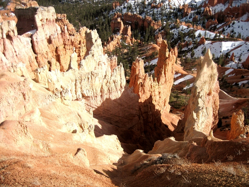 BRICE CANYON (suite)