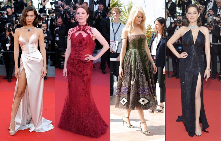Les meilleures habillées de Cannes de Bella Hadid à Nicole Kidman