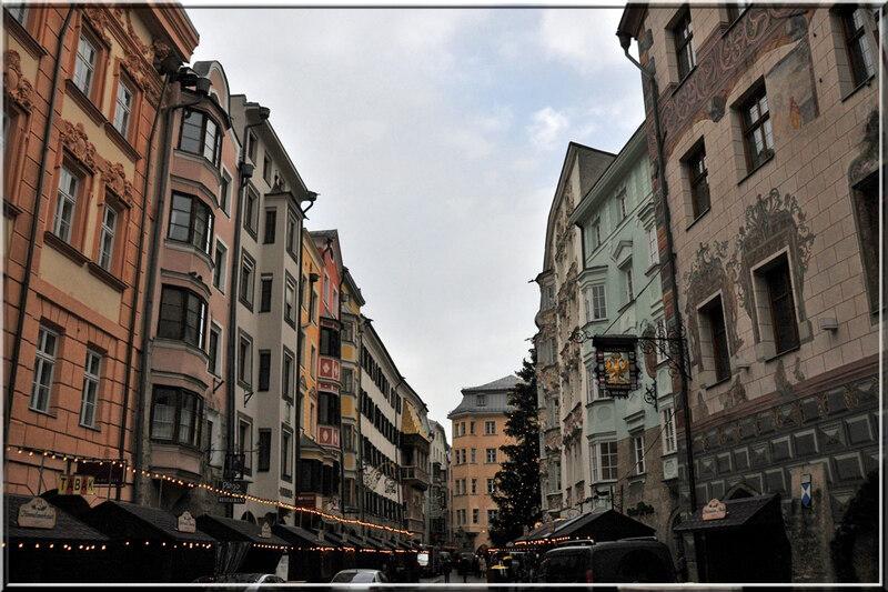 Innsbruck : la Hofgasse