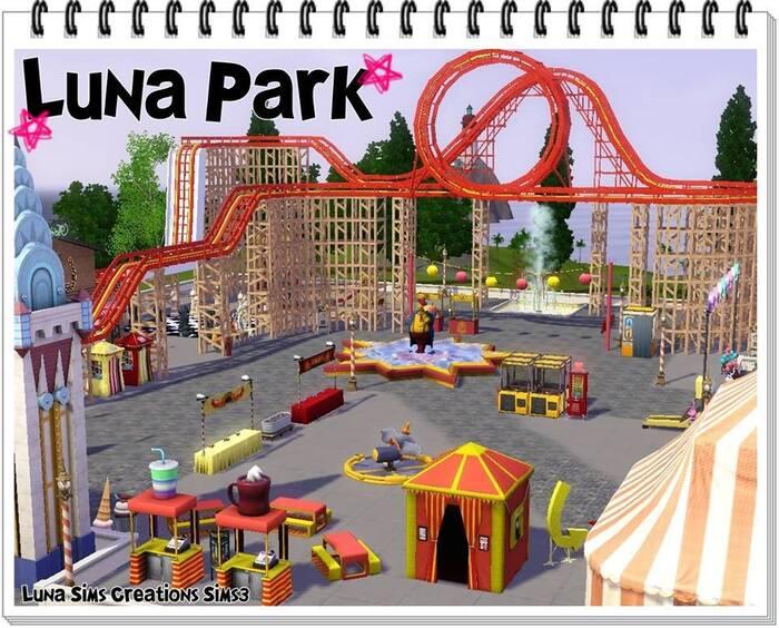 Luna Park - Parc d'attractions