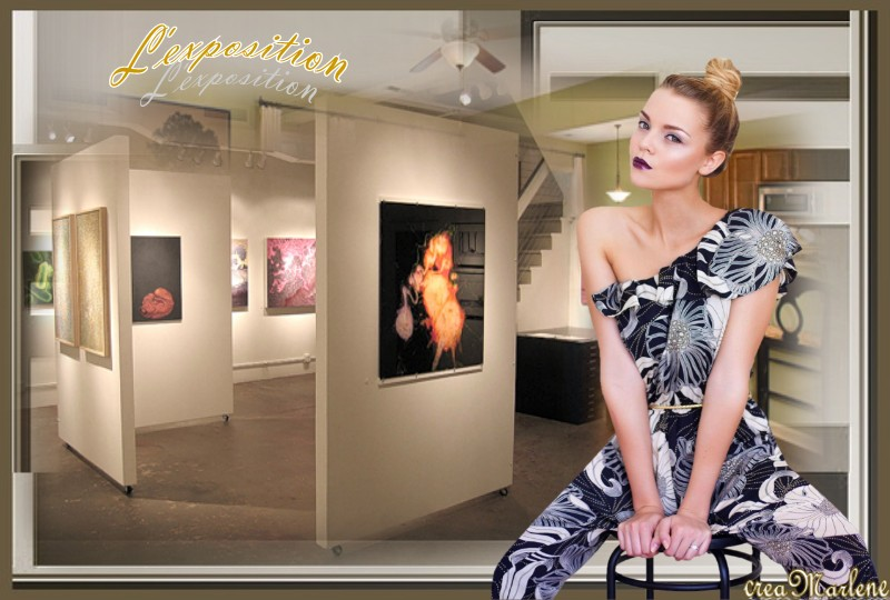 ♥ L'Exposition ♥