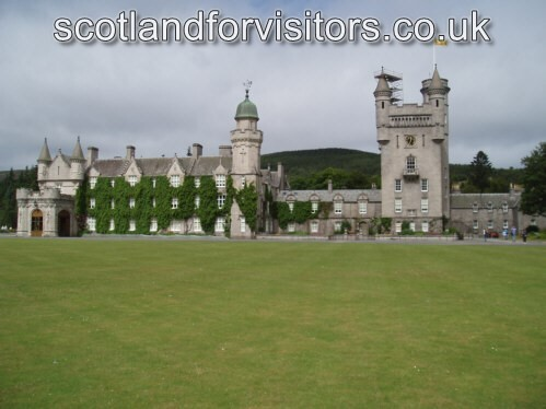 balmoral castle http://scotlandforvisitors.co.uk