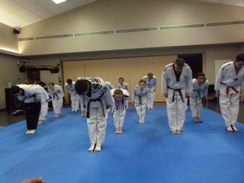 Tambola au profit de l'association - club de Taekwondo de Villers Ecalles