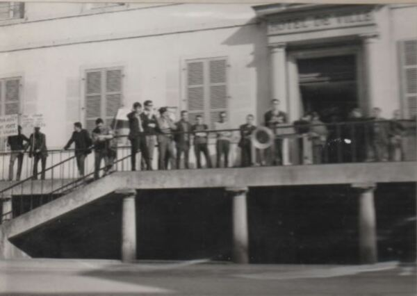 Souvenirs de mai 68 ...à Châtillon sur Seine
