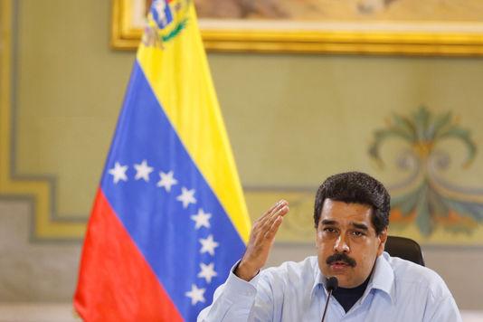 Le président vénézuélien, Nicolas Maduro, le 12 mai à Caracas.