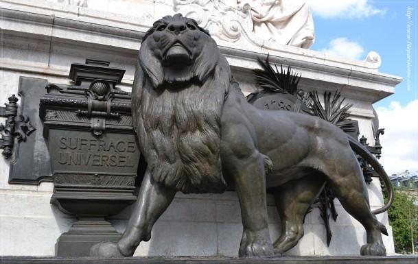 Lion de la République 2