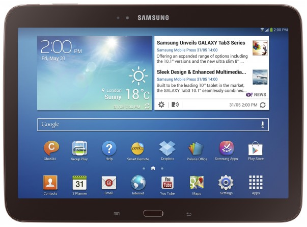 Ma Galaxy Tab 3 est désormais sous haute protection !