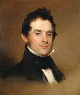 Thomas Sully  Francis Hopkinson, 1834
