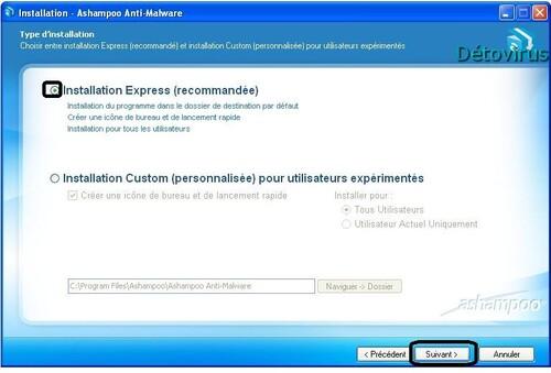 Ashampoo Anti-Malware - Licence 1 an gratuit