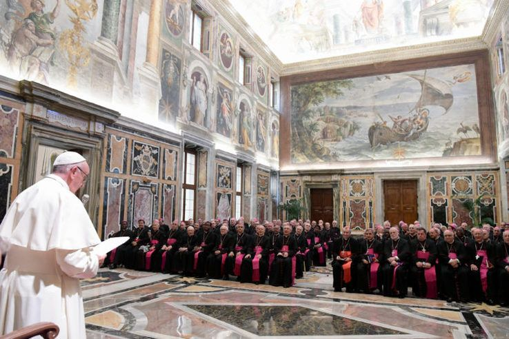 Les recommandations du pape aux nonces apostoliques