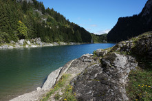 Lac de Taney - Le Flon/Miex (Suisse VS)