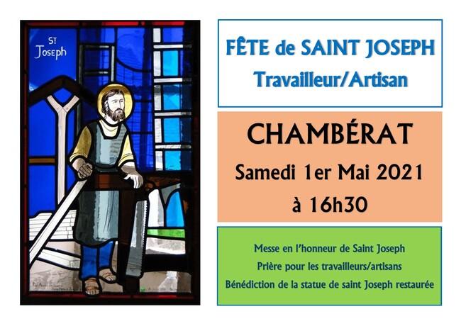 Messe à Chambérat