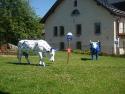 """les vaches de la """"low parade"""""""