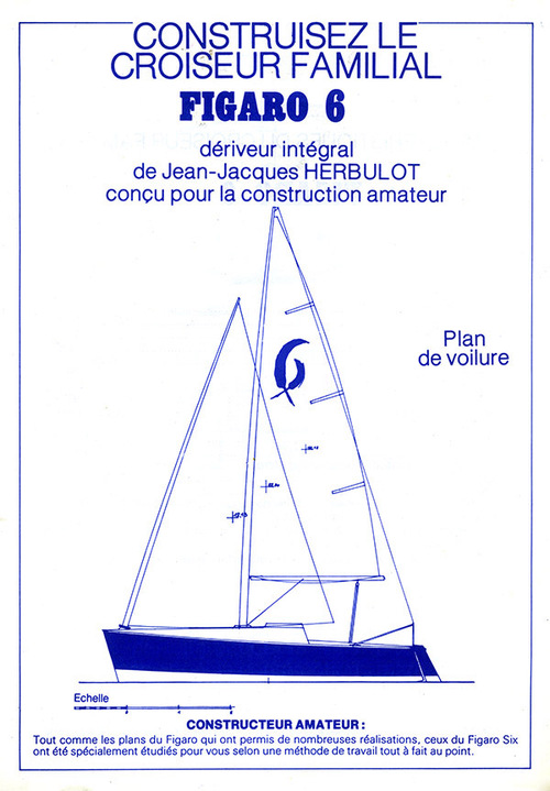 Construction du Figaro VI n°002