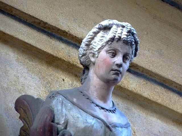 Buste rue Serpenoise à Metz 3 Marc de Metz 18 10 2012