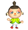 [Gifs] Humains animal crossing WII