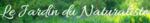 logo le jardin du naturaliste