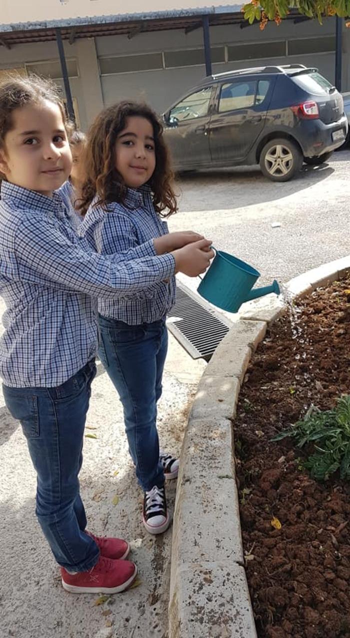 S'initier au jardinage dès le plus jeune âge.