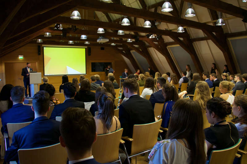 Conférence « Luxembourg Model United Nations »