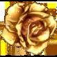 Gold Rose 4millions