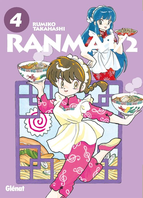 Ranma 1/2 perfect edition - Tome 04 - Rumiko Takahashi