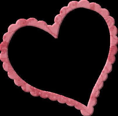 Cadres Saint-Valentin