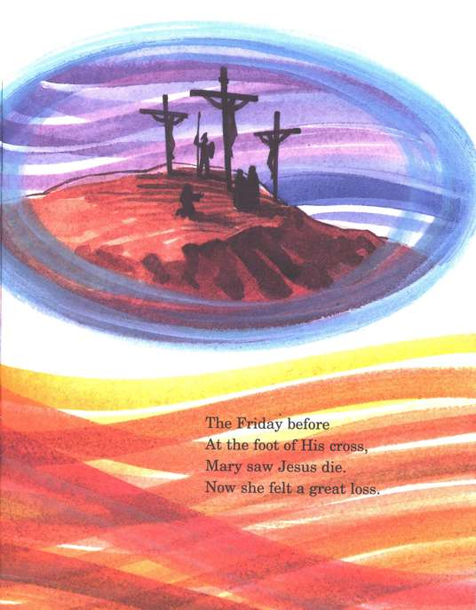 Mary Magdalene's Easter Story Easter Arch Books