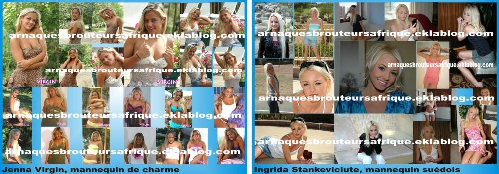 Photos femmes caucasiennes