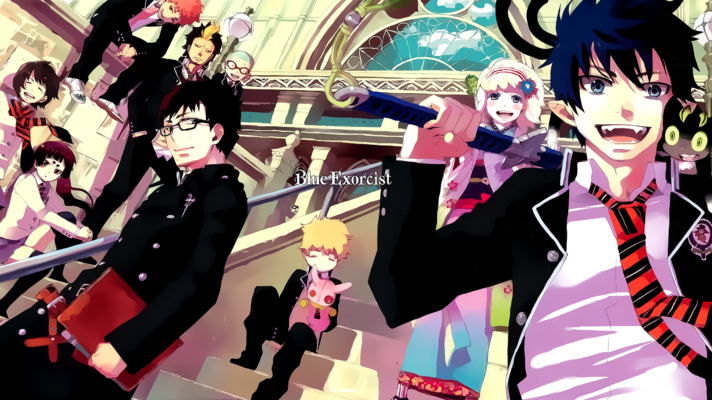 Ao No Blue Exorcist Vf (en cour)