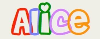 signature alice 5