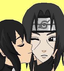 Sachiyo & Itachi [PA8]