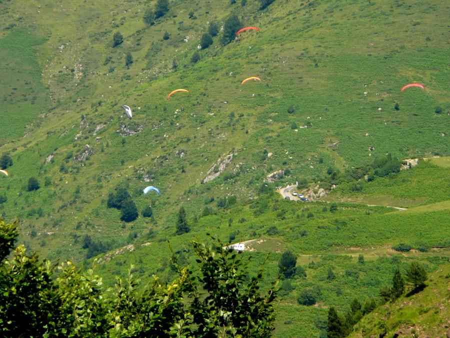 Vers les sommets d'Andorre!