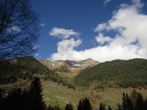 Junior VTT : Pla del Fornet - Montgarri (Pallars Sobira) - Espagne