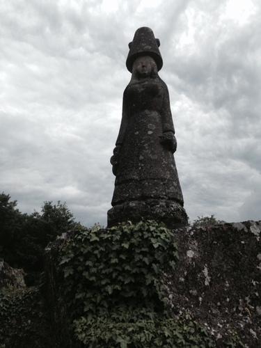 sculpture de San Alberte