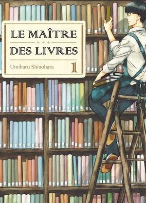 Le maître des livres vol.1 (manga)