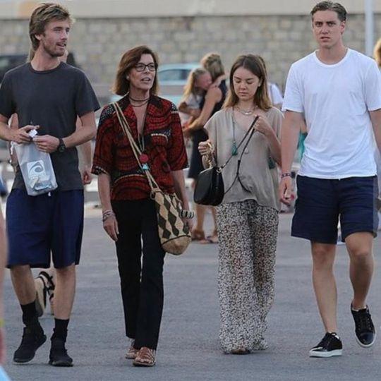 Mémé Caro à St Tropez