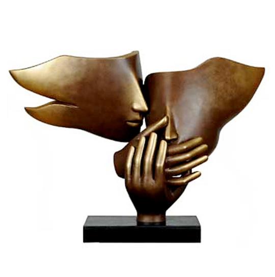 La main de l'amour....