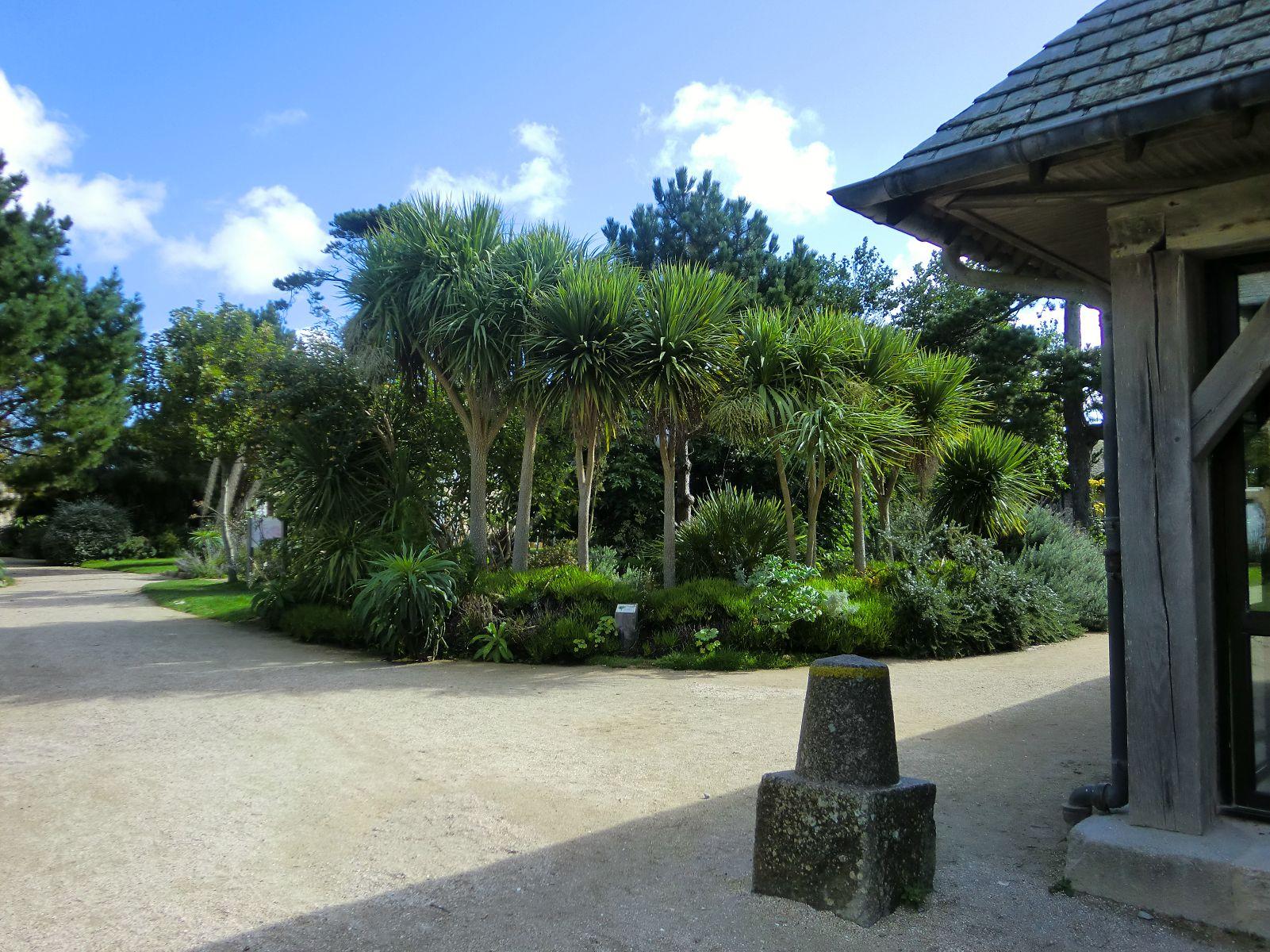 St Vaast-La-Hougue - Île de Tatihou (Manche) - Jardin de Martine