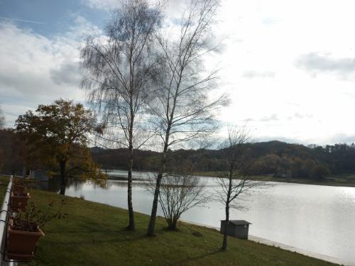 Le lac du Tolerme