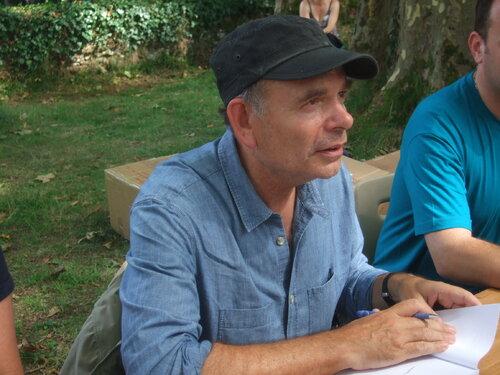 Petit reportage sur la Forêt des Livres 2015