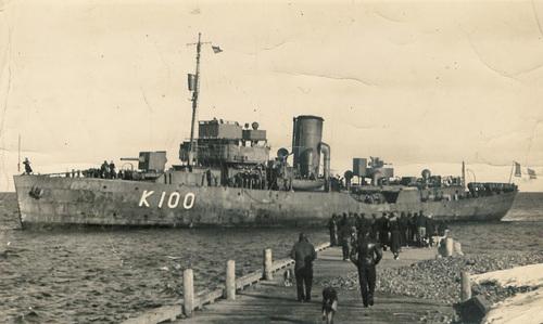 * FNFL : En souvenir des Marins de  la corvette Alysse