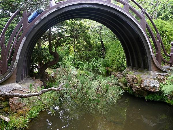 San Francisco Japonese Garden pont