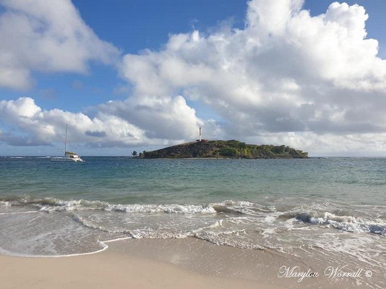 La Martinique : Bord de mer