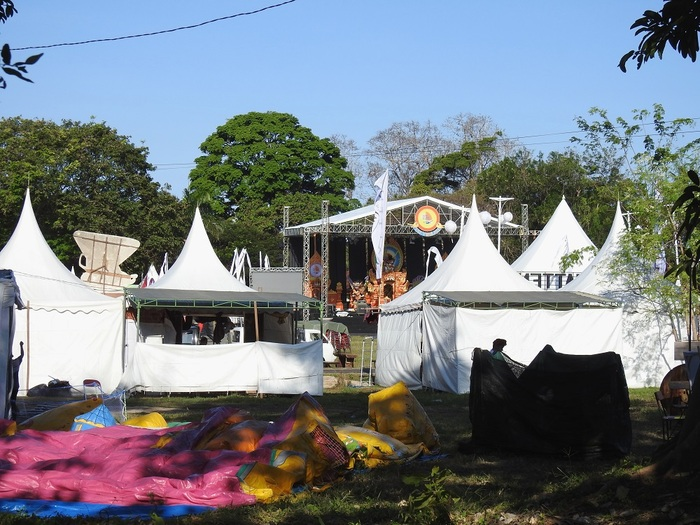 23 Août - En route pour Sanur et son Festival !