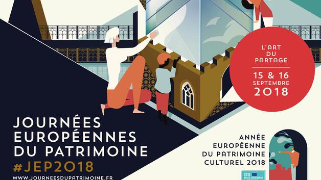 """Résultat de recherche d'images pour """"journée du patrimoine 2018"""""""