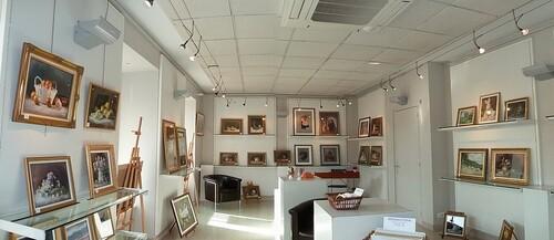 """1ère exposition """"Pastellistes de l'Yonne"""""""