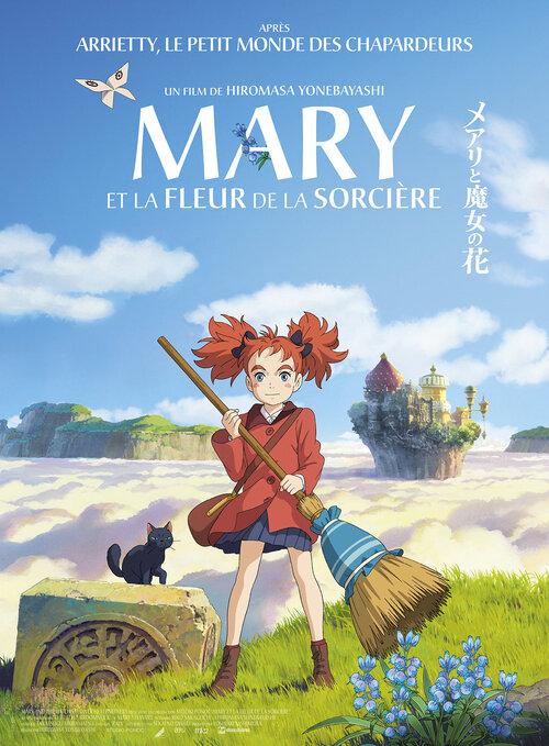 Mary et la fleur de la sorcière - Découvrez le teaser du film d'animation - Le 21 février 2018 au cinéma
