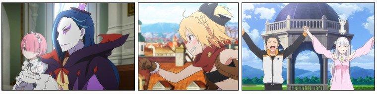 Animation Japonaise ❖ Re:Zero - Kara Hajimeru Isekai Seikatsu