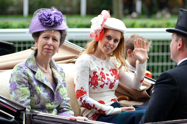Anne et Beatrice aussi